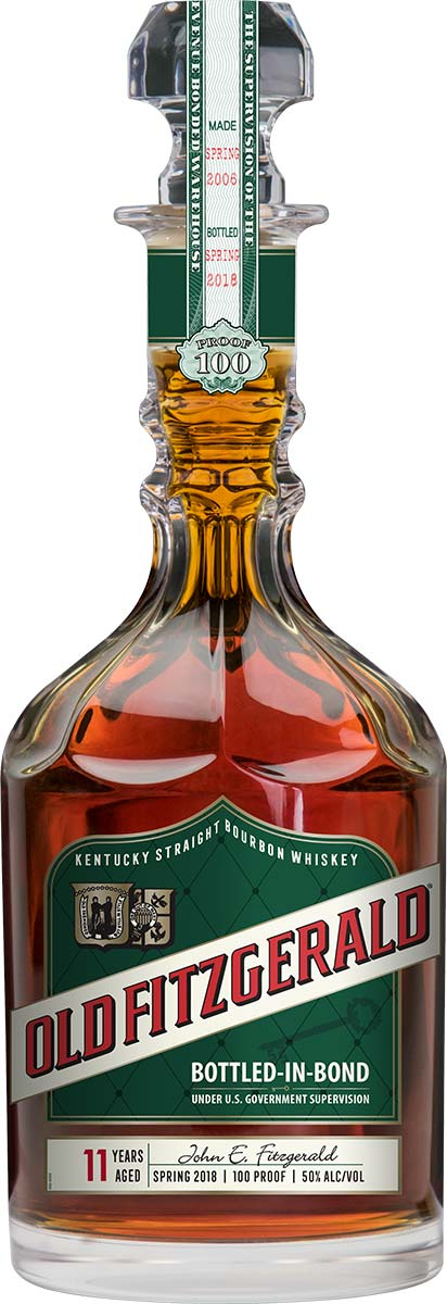 Old Fitzgerald Limited Edition Bottled-in-Bond Series - 11 Year Old