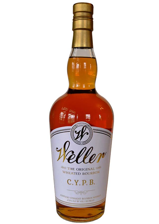 Weller C.Y.P.B. (Craft Your Perfect Bourbon)
