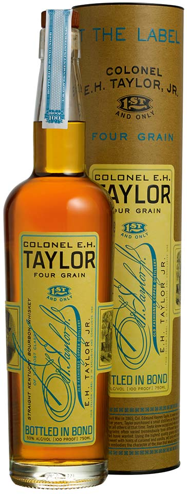 Colonel E.H. Taylor, Jr. Four Grain - Second Release
