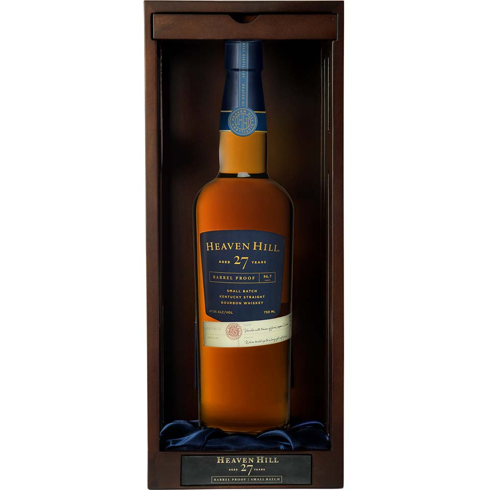 Heaven Hill 27 Year Old Barrel Proof Bourbon
