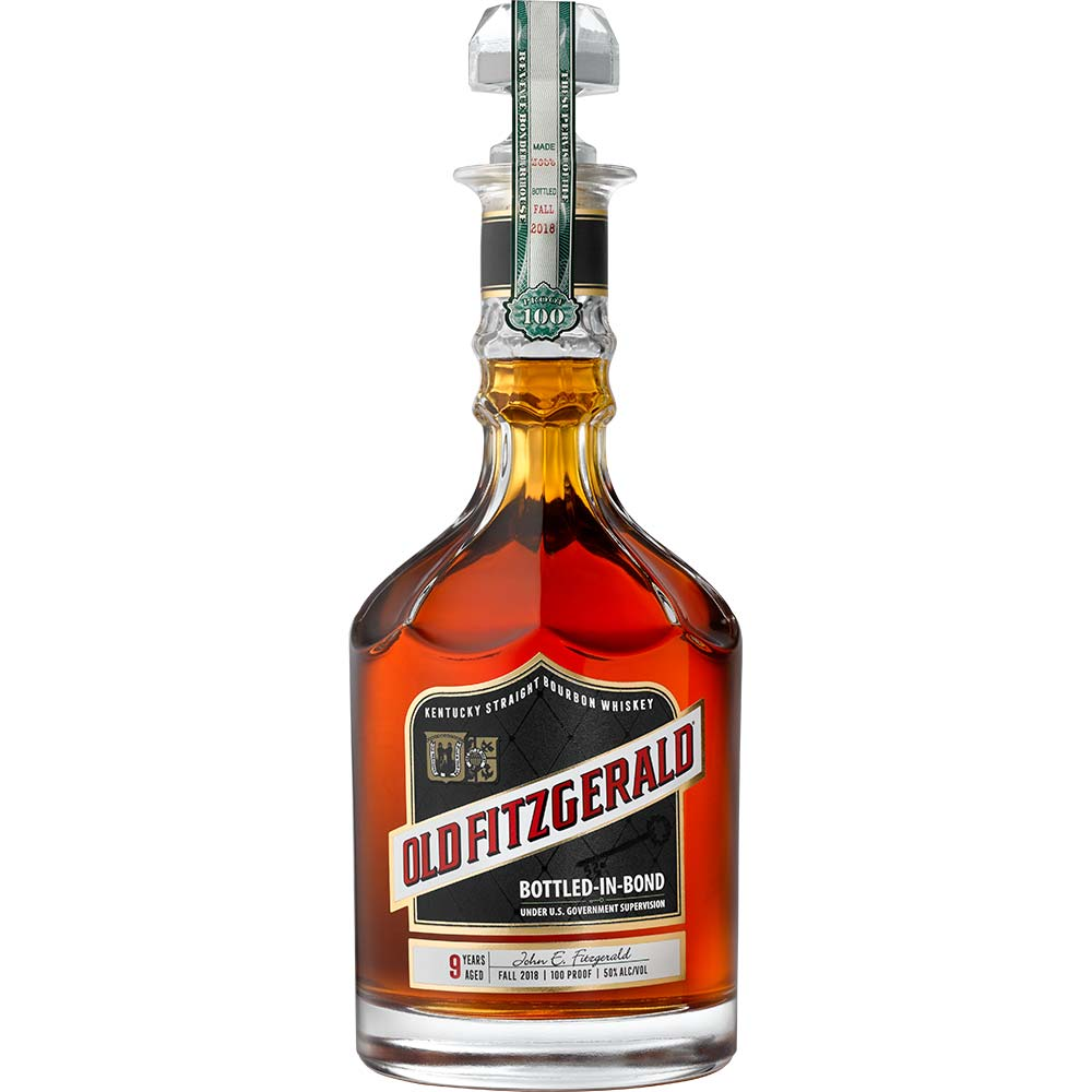 Old Fitzgerald Bottled-in-Bond Series 9 Year Old (Fall 2018)