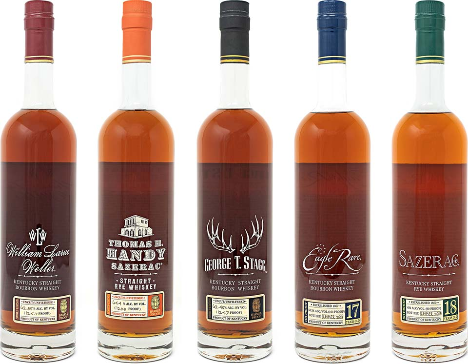2018 Buffalo Trace Antique Collection (BTAC)