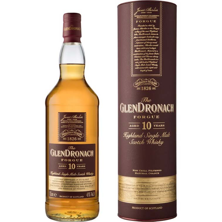 GlenDronach Forgue 10 Year Old