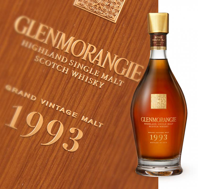 Glenmorangie Grand Vintage Malt 1993