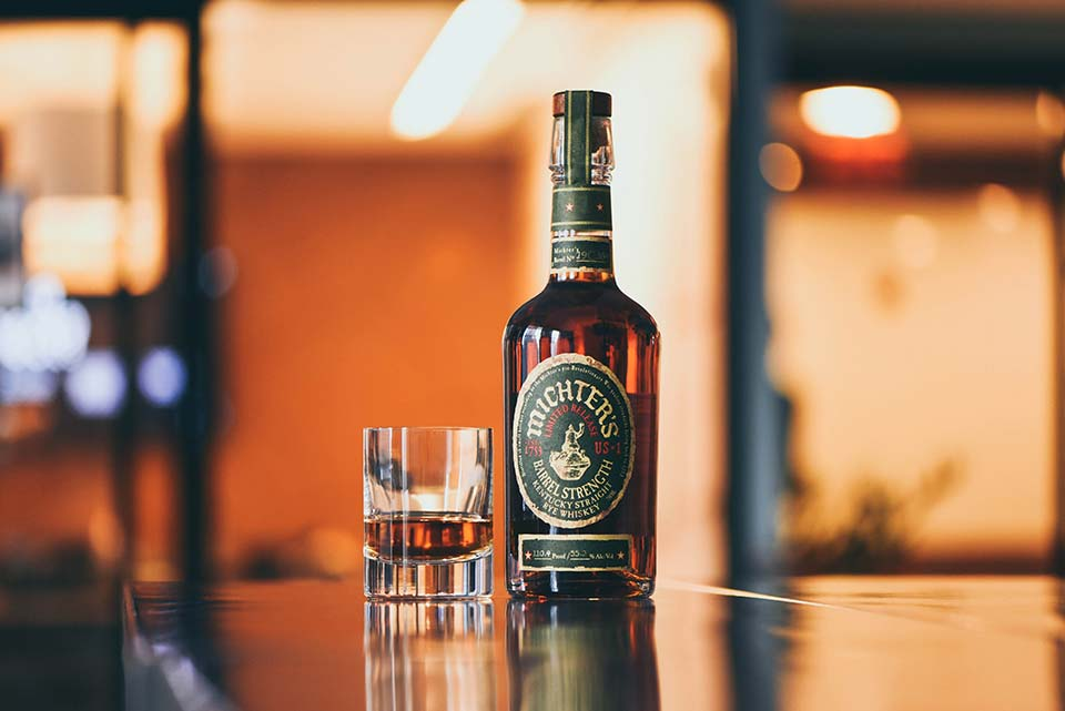 Michter's Barrel Strength Kentucky Straight Rye Whiskey (2019 Release)