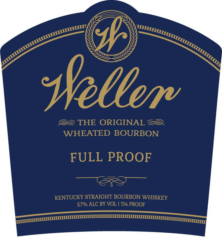 Weller Full Proof - Front Label